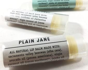 Plain Jane  - Lip Balm