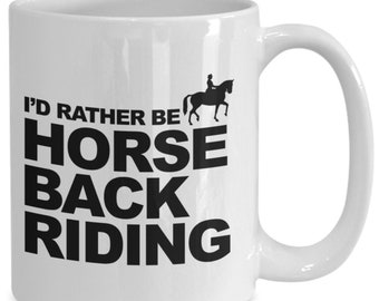 Horse back riding coffee mug, horse coffee mug for girl, female, woman, teenager, great gift for birthday, pont, colt, foal