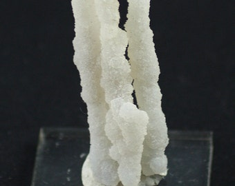 Chalcedony Stalactites, India  - Mineral Specimen for Sale