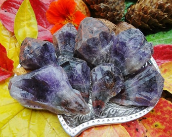 Super Seven Crystal, Melody Stone, Sacred Seven - 1 small - Awakens and Enlightens, Premium Healer, Ultimate Universal Bond.