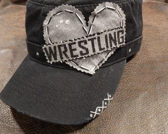 Wrestling LOVE Cadet Hat