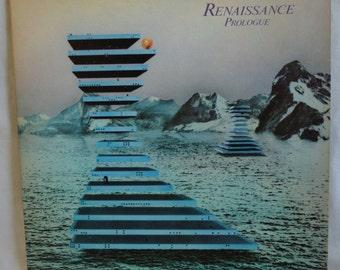 Vintage Gatefold Record Renaissance: Prologue Album SMAS-11116