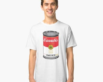 Campbell's Soup (Cannabis Sativa) - That 70's Show Short-Sleeve Unisex Shirt