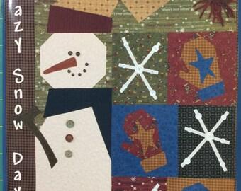 "DESTASH - Buggy Barn Let It Snow Kit - Lap (42"" x 52.5"")"
