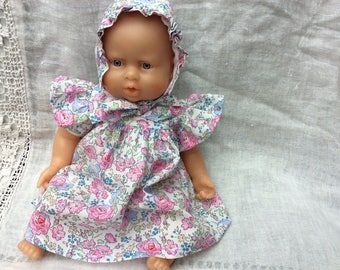 Clothes, dress Liberty Bliss pink doll 30 cm