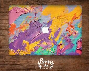 Abstract Macbook Decal / Macbook air Sticker / Stickers Macbook Pro / Macbook Air skin / Laptop decal / Stickers Laptop / BS006
