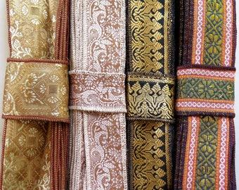 Vintage Sari borders, Sari Trim SR578
