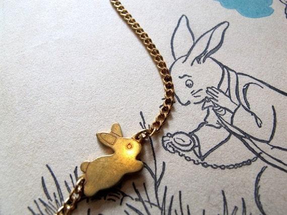 Down the Rabbit Hole Bracelet