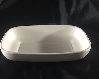 Hull Pottery Rectangular Dish