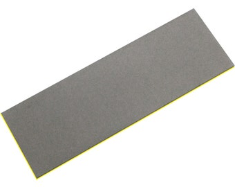 Coarse Grade Diamond Sharpening Stone, Ideal Whetstone for All Cutting Tools. CT0825