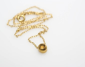 Hole In One Necklace