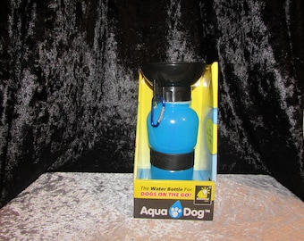 AQUA Dog Travel Water Bottle - Mug x 8
