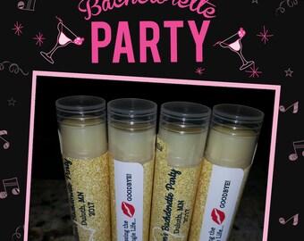 Bachelorette Party Favors Lip Balm