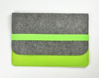 Felt laptop case,Ipad pro case, 12 inch macbook air cover, Macbook laptop sleeve, Macbook pro case, Felt laptop sleeve, Christmas,1A67