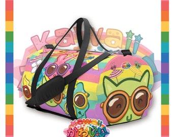 Univers kawaii - sac de voyage vacances mignon copains / polochon