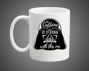 Dark Side Caffeine Mug
