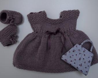 Waldorf doll - dress