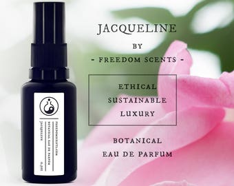 Authentic Botanical Fragrance, Cruelty Free, Small Batch, Luxury Natural Organic Eau de Parfum/Cologne