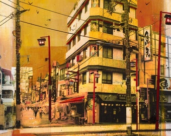 Asakusa, Tokyo - Signed by the artist