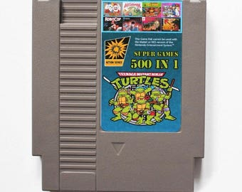 NES Games 500 in 1 Cart