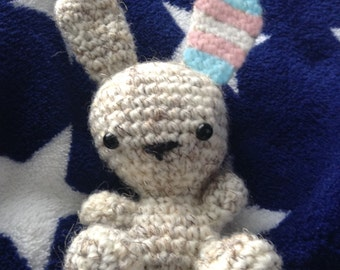 Transgender Pride Bunny