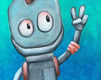 Robot Portrait 1