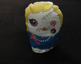 Mother Mommy Mom Female Zombie Bean Bag Toy Doll