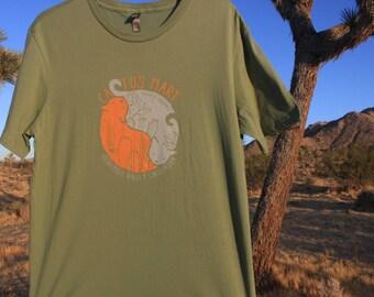 Butch and Sundance Cat Cotton Shirt