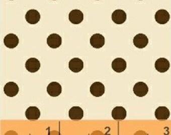 SALE - Teddy Bear Basics - Cream Dot from Windham Fabrics