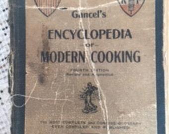 Gancel's Culinary Encyclopedia