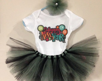 New Year's Eve tutu sets