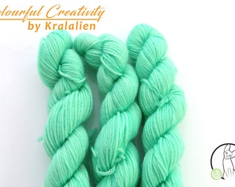Pre-order: Mighty minty - Colourful Smooth Sock Kitten