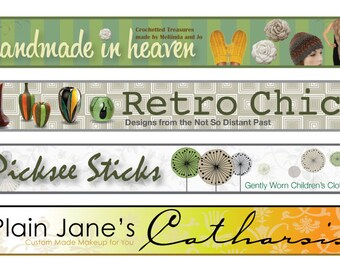 Custom Graphic Design Banner
