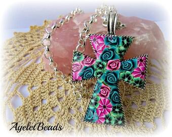 Cross , handmade one of a kind.