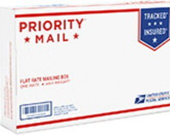 Add Priority mail to any order