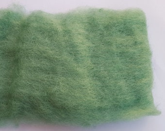 Merino Wool Roving - Spa - 1 oz
