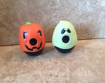 Egg boxes halloween