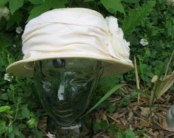 Bonny straw hat