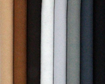 Neutral Bamboo Felt Palette - 10 x 11 in. - 8 Sheets