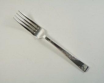 "Smith SEYMOUR Cutlery - ROSE GARDEN Design - Dessert Fork / Forks - 7 1/8"""