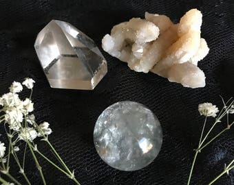 Quartz set/ Quartz bundle