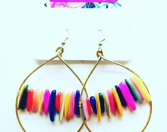 I Want Candy Earrings