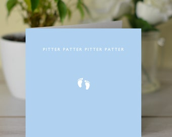 Pitter Patter Pitter Patter Boy