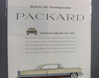Pack #119  Packard   July 1956