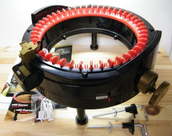 Addi Express  KingSize Knitting Machine, Black