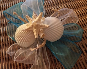 Corsages seashell