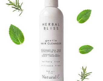 Sulfate Free Shampoo--Hydrating Shampoo--Natural Shampoo---Gentle Shampoo