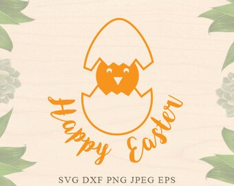 Happy Easter svg Easter dxf easter egg svg easter egg Svg Cut Files Farm svg Dxf Eps Cricut files for Silhouette files Cricut Downloads