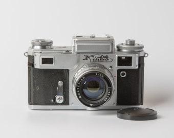KIEV 4M Russian 35mm Film Contax Copy Rangefinder RF Camera + Jupiter 8 lens