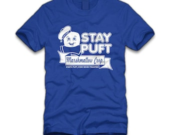 childrens ghost busters Marshmallow stay puft t shirt